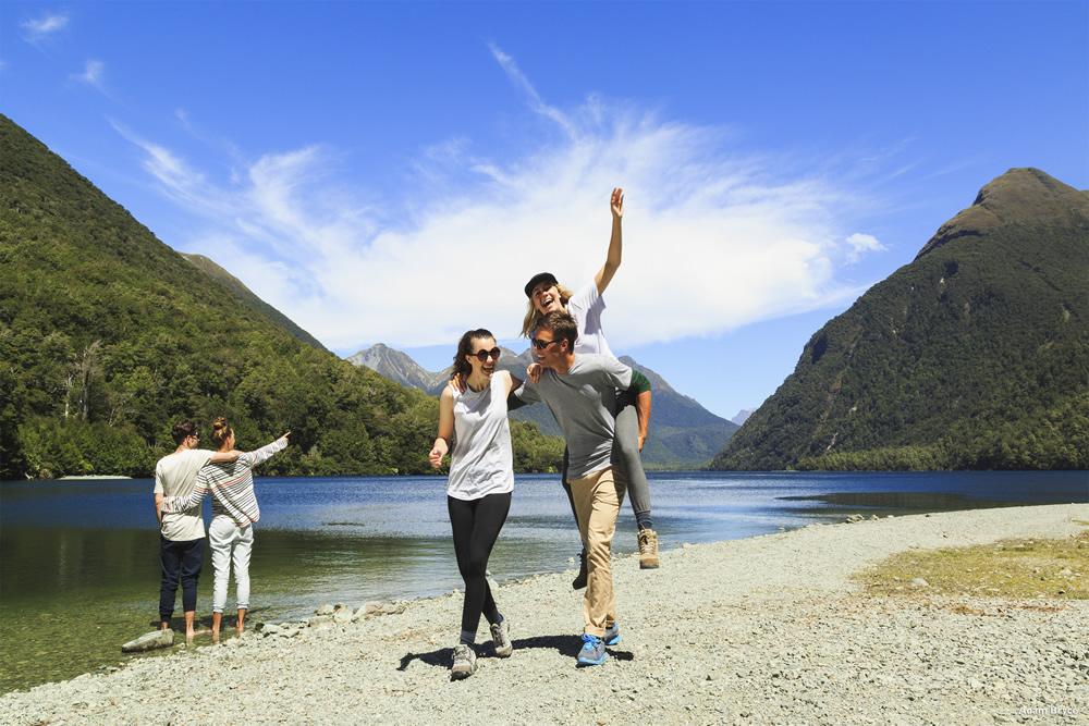 Nueva Zelanda el país donde no existen las serpientes